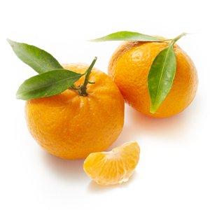 Mandarin, ingredient present in our ice cream