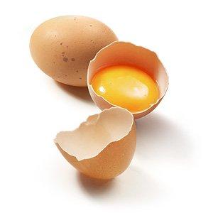 uova di galline allevate a terra